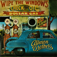 The Allman Brothers Band - Wipe The Windows, Check The Oil, Dollar Gas (LP) (VG/