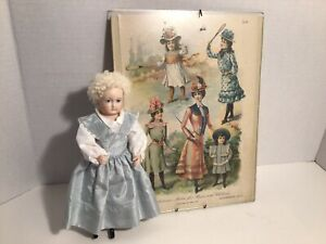 Vintage Rohmer Reproduction Doll