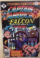 CAPTAIN AMERICA #206 (1977) Marvel Comics VG+