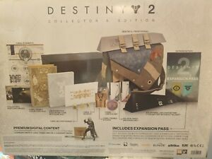 Destiny 2 Collectors Edition PC Messenger bag with Solar power kit