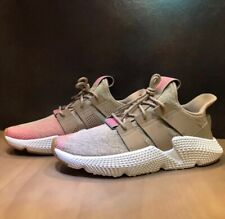 adidas mens cq22128 originals prophere khaki / pink / white BRAND NEW WITH TAGS