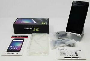 BLU Studio J2 S591Q 8GB - Black - GSM Unlocked Android Smartphone | New in Box