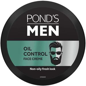 POND'S Men Oil Control Face Crème Cream, 55 g Pack of 2