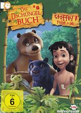 DAS DSCHUNGELBUCH - 5 DVD - STAFFEL 1 - Folge 1-26