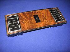 1981-1988 OLDSMOBILE CUTLASS SUPREME 442 COUPE DASH VENT TRIM WOODGRAIN #562065