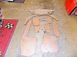 MG Midget, Midget 1500, Sprite, Interior Panel Kit, Original, !!