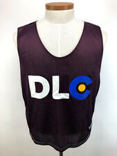 Game Gear Denver Lacrosse Club Colorado Reversible Jersey Usa Made Adult Large