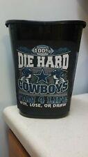 Dallas Cowboys NFL Decorative Trash Can  Printed Man Cave Dak Prescott