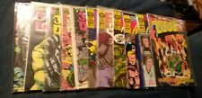 judge dredd 11 issue comics lot anderson 2000 a d Monthly anderson quality eagle