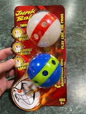 Junk Ball Official 2-Pack Trick Wiffle Balls **Brand New**