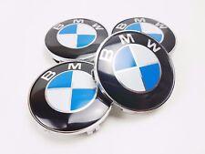 BMW Emblem Wheel Centre Cap Cover 68mm 36136783536 For 1M Series Cars