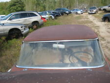 1955 56 DODGE CORONET 2DR SEDAN FRONT WINDSHIELD CHROME TRIM SURROUND