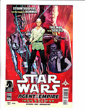 Star Wars Agent Of The Empire - Iron Eclipse No 1- 5  (Set) 2011 To 2012