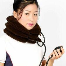 Travel Airplane Neck Pillow U-Shape Comfort Massage Air Inflatable Neck Pillows