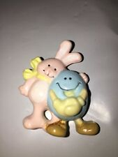 Easter Pin Bunny And Egg