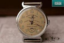 Pobeda ZIM Sturmanskie Gagarin Soviet Mechanical USSR Wrist Watch q /Serviced