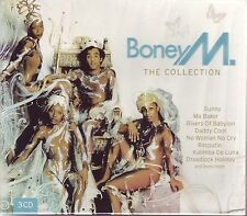 Boney M - The Collection - 3 CD-Box -  Sony/ BMG  OVP.