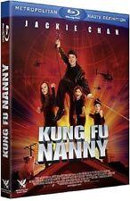 KUNG FU NANNY       avec Jackie CHAN       --  NEUF ------  BLU RAY