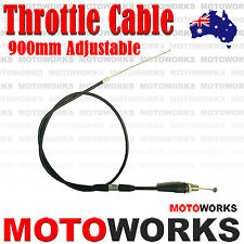 900mm 127-135 Adjustable Twist Throttle Accelerate Cable PIT PRO Trail Dirt Bike