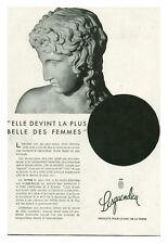 Publicité ancienne produit de beauté Lesgendieu 1930 issue de magazine