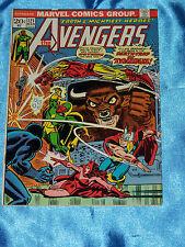 AVENGERS: Comic #121,1974, By Englehart & John Buscema, Fine Condition