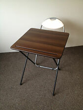 Folding exam class room coffee dining camping Laptop study bistro Table & chair