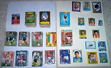 FIGURINE CARDS CALCIATORI PANINI MERLIN 1995-2003 LOTTO COLLEZIONE SONO +/-1255