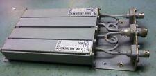 Filtro Duplexer RAK UHF 430/470 Mhz. 4 celle - Tarato su frequenze richieste