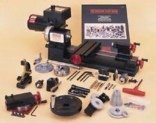 Sherline Model 4000C Mini Lathe / Micro Lathe Package Made in USA!