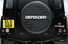Land Rover Defender Spare Wheel Cover - STC7889