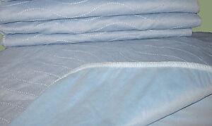 8 Underpad Pad Chux Washable Diaper Bed Crib Baby Hospital Wheelchair Elderly