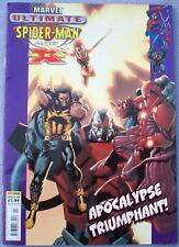 MARVEL Ultimate Spider-Man and X-Men UK issue ISSUE 90 Comic Graphic Feb 2009