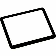 Panasonic DMC-LX3 Outer LCD Screen Display Window Glass + Double Tape Adhesive