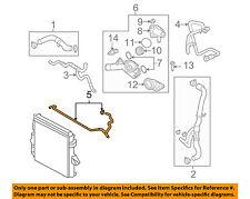LAND ROVER OEM 05-09 LR3 4.4L-V8 Cooling-Overflow Hose PCH500153