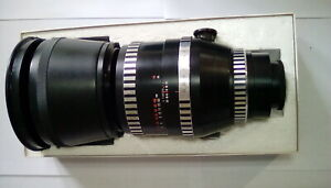 Camera Lens Carl Zeiss Jena f=180