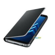 Samsung Ef-fa530pbegww Neon Flip Cover Nera per Galaxy A8