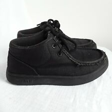 Mens Black IPATH Skater Shoes Size 7.5