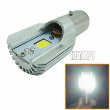 9V-80V BA20D H6 COB LED Motorcycle Headlight High/Low Beam Light Bulb lamps 12W