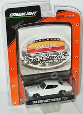 Greenlight MCG/HDI - 1968 CHEVY CHEVELLE SS - Green Machine - 1:64 (#18)