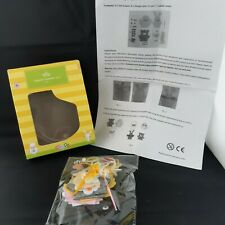 Finger Puppet Kit from Morrisons includes Instructions