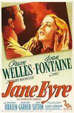 JANE EYRE Movie POSTER 27x40