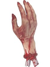 Severed Gory Hand Scary Halloween Adult Unisex Smiffys Fancy Dress Decorations