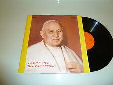 PAPA GIOVANNI XXIII - PAROLE VIVE DEL PAPA BUONO