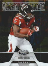 2011 Certified #188 Jacquizz Rodgers RC Rookie Falcons /999