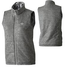 adidas Damen Originals F Night Vest Padded Weste Jacke
