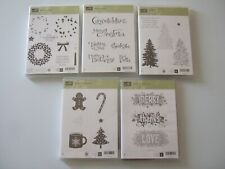 Stampin' Up! Set Of 5 Kits Great Assortment Wreaths Sassy Salutations & More