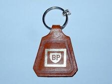 VINTAGE KEYCHAIN KEY RING BP BRITISH PETROLEUM LONGLIFE MOTOR-OIL 1970s HOLLAND