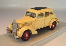 RexToys 1/43 Ford 1935 Conduite Interieure Fordor 42 beige OVP #1549