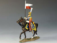 KING AND COUNTRY NA160 NAPOLEONICS - DUTCH LANCER ON WALKING HORSE B - 1:30