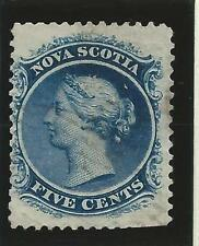 Nova Scotia Single Canadian Stamps